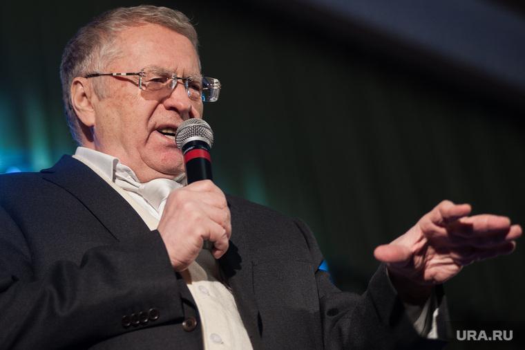 Американский журналист ответил на слова Жириновского о революции