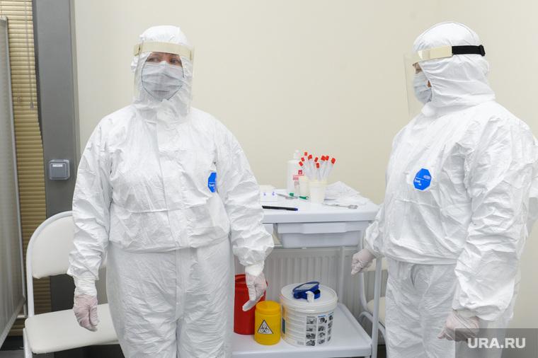 Число заражений коронавирусом в Челябинской области пошло на спад