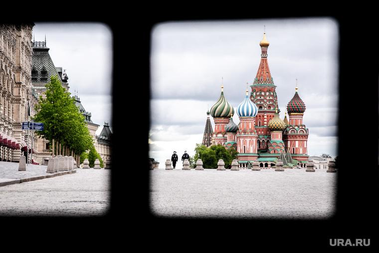 Обнародована карта для прогулок в Москве