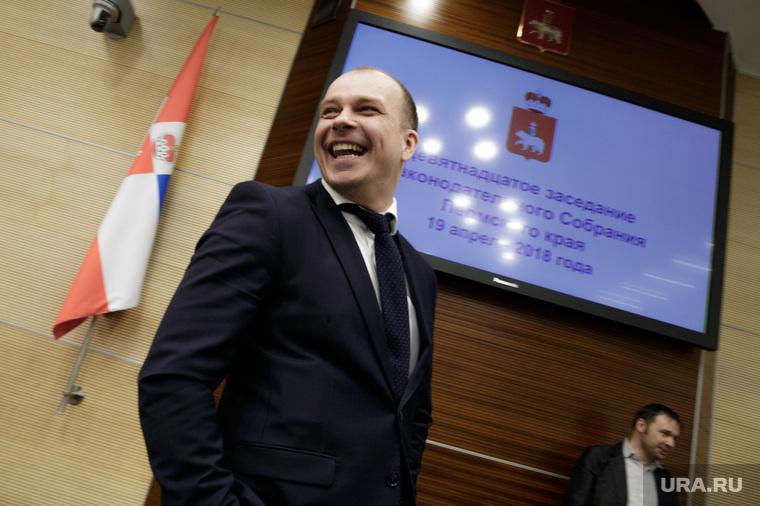 Пермского вице-премьера на выборы поведет технолог Решетникова