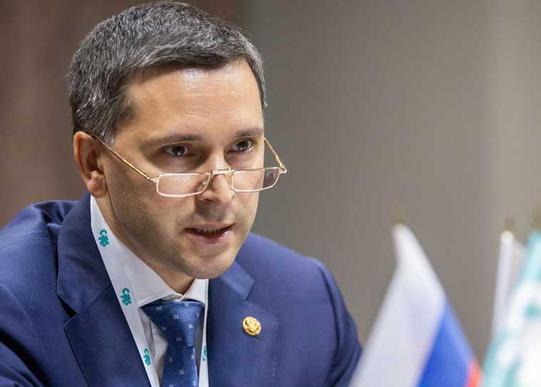 Дмитрий Кобылкин, министр природных ресурсов и экологии РФ