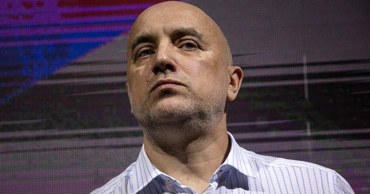 Прилепин поделился с Соловьевым воспоминаниями о войне в Донбассе