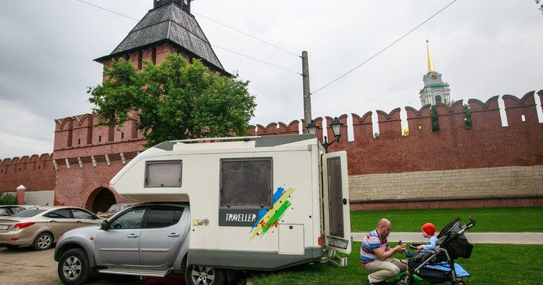 автодом спрос Россия купить Петр Шкуматов