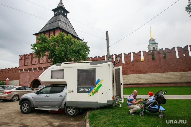 Россияне массово скупают дома на колесах