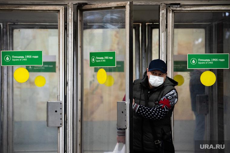 Средний Урал нескоро выйдет скарантина. Ответ— встатистике