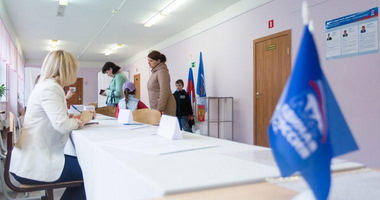 предварительное голосование Единая Россия 2020