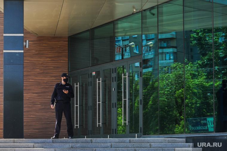 В«дочке» челябинского министерства обыски из-за налоговых схем