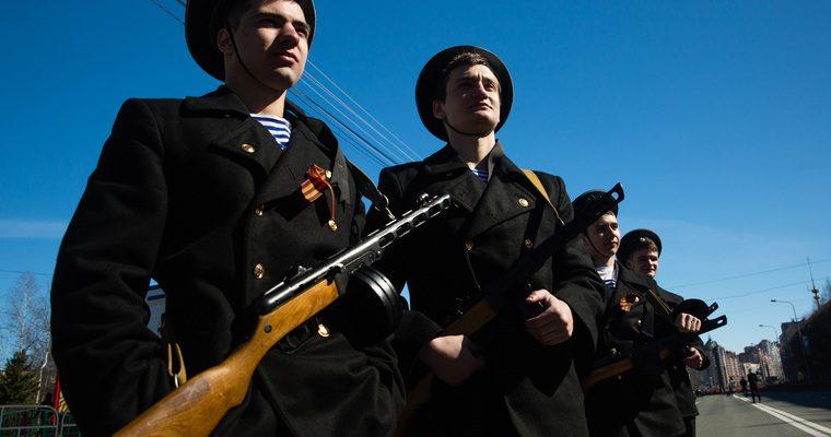 военный парад Победыв Великая Отечественная война