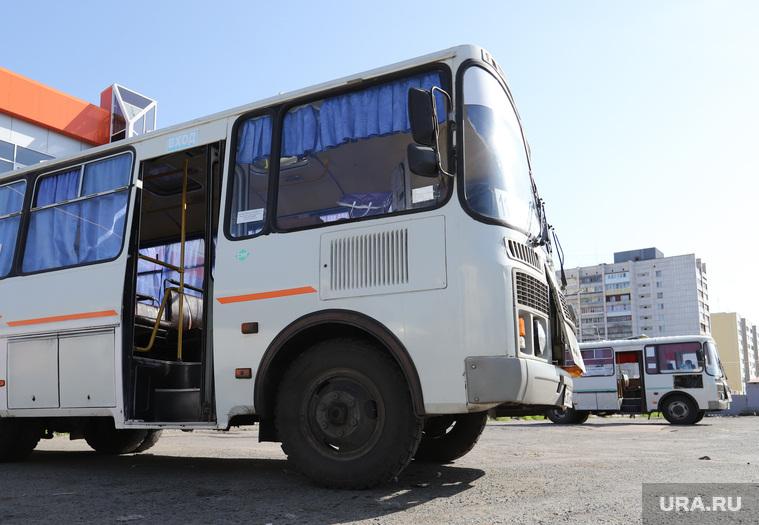 В Кургане водители автобусов отказались выходить на маршруты. «Зарплату не платят с февраля»