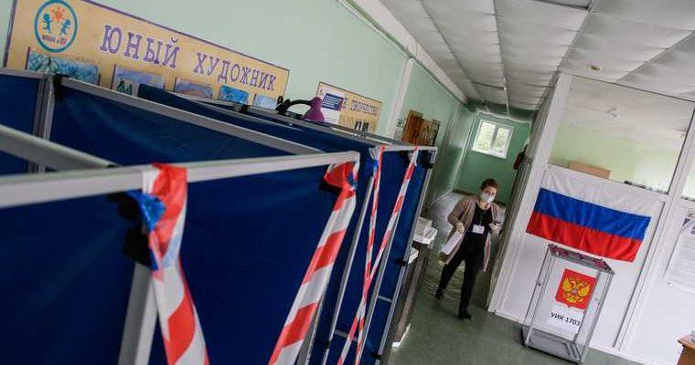 голосование по Конституции Екатеринбург явка Высокинский