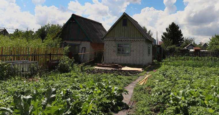 проверка огородов в Сафакулево