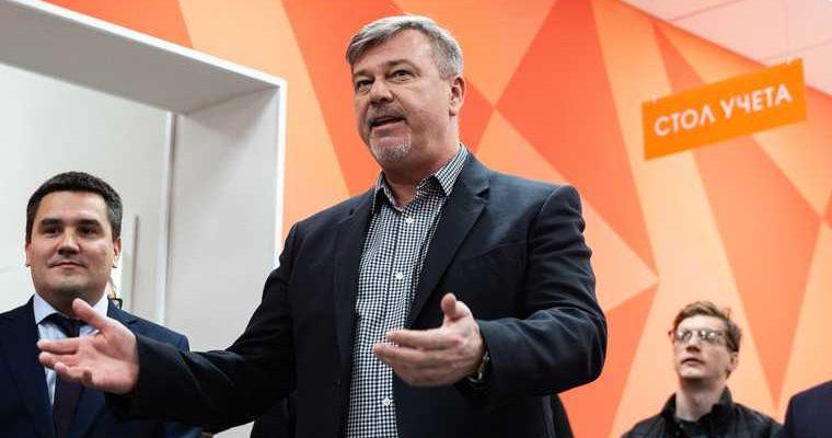 Дмитрий Баранов мэрия Екатеринбурга отставка