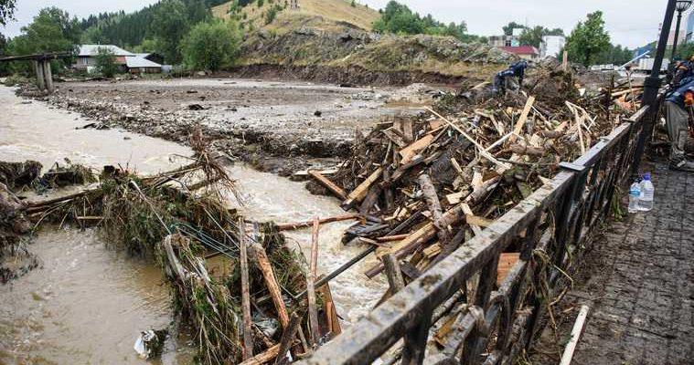 власти объяснили причину наводнения нижние серги