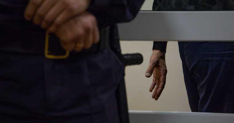мужчина осужденный за кражу рыбы Екатеринбург