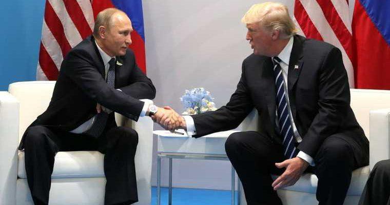 Трамп рассказал о трудных временах в РФ из-за коронавируса