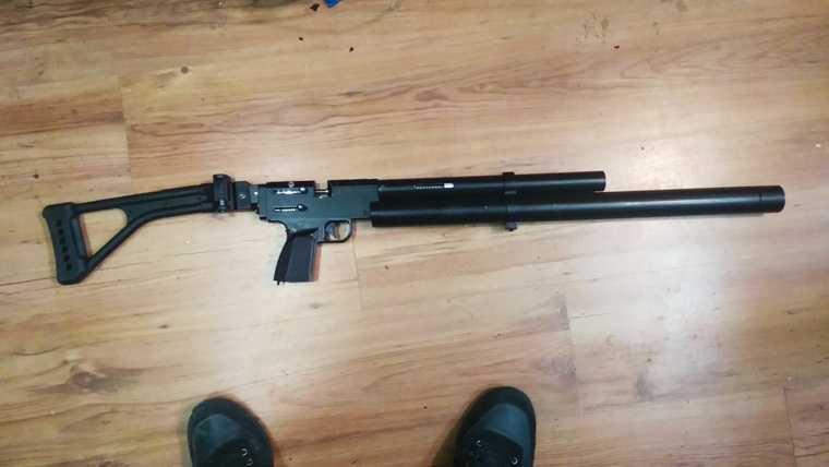 СК показал сверхмощную винтовку мизантропа с Уктуса. Две девушки были застрелены от скуки