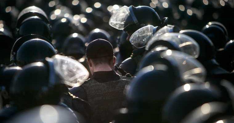 Белорусь митинги выборы