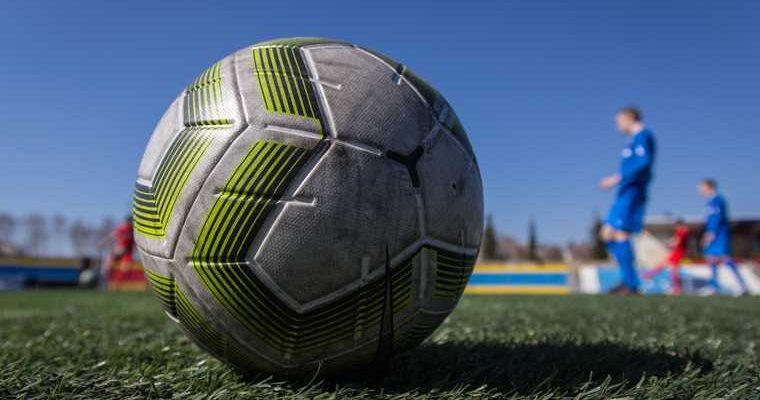 футбол в Кургане