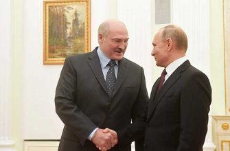 кремль путин лукашенко встреча