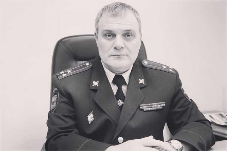 Умер высокопоставленный тюменский полицейский