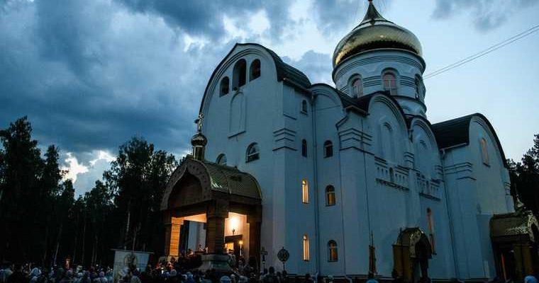 Среднеуральский монастырь