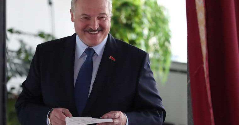 Лукашенко интервью Симоньян
