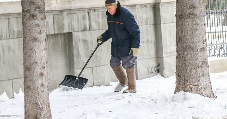 Чайковский жителей заставят оплачивать уборку снега