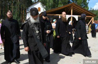 екатеринбургская епархия комиссия среднеуральский монастырь