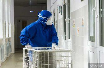 Коронавирус гкб больница 6 корпус госпиталь
