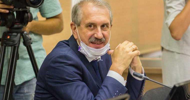 Одер отставка министр Челябинск