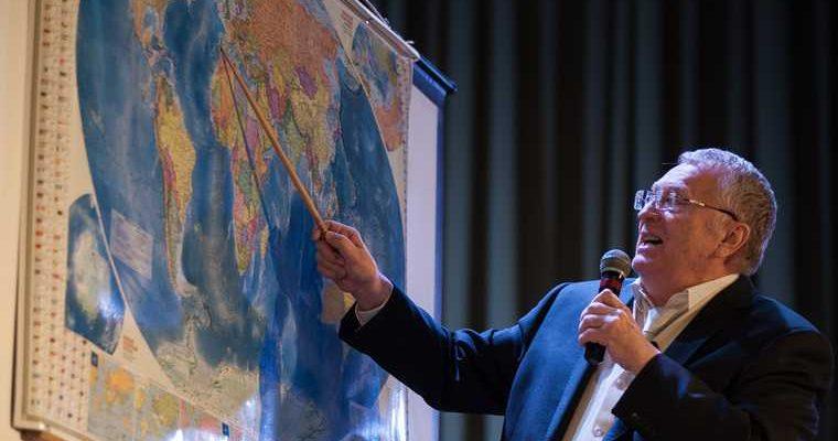 Жириновский предрек крах США и Китая