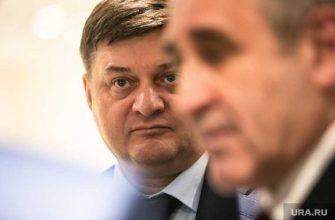 Выборы 2021 в Свердловской области