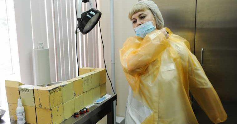 Выплаты врачам коронавирус ЯНАО