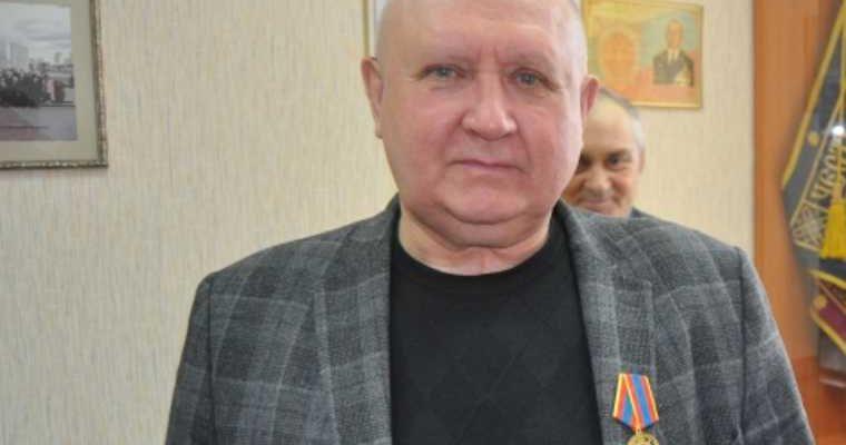 Челябинский ОМОН Валерий Сенников биография командир