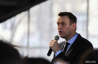 Разработчик Новичка назвал версию отравления Навального чушью