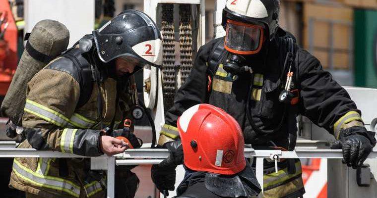 пожар Екатеринбург общежитие Уральский горный университет