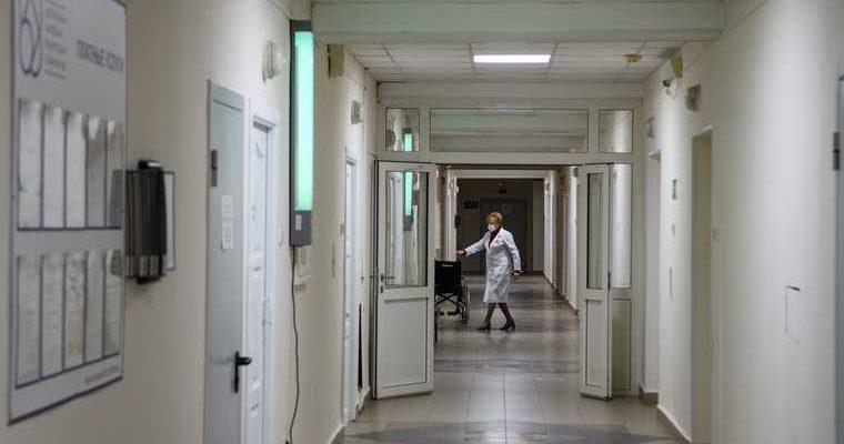 Екатеринбург коронавирус пациенты помойка