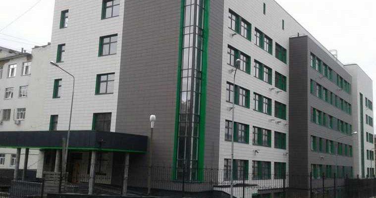 Больница 1 Екатеринбург новый корпус