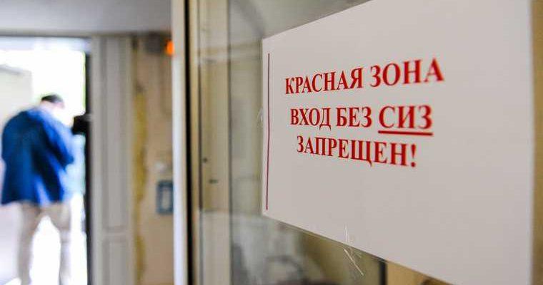 коронавирус лечение VIP-пациенты Екатеринбург