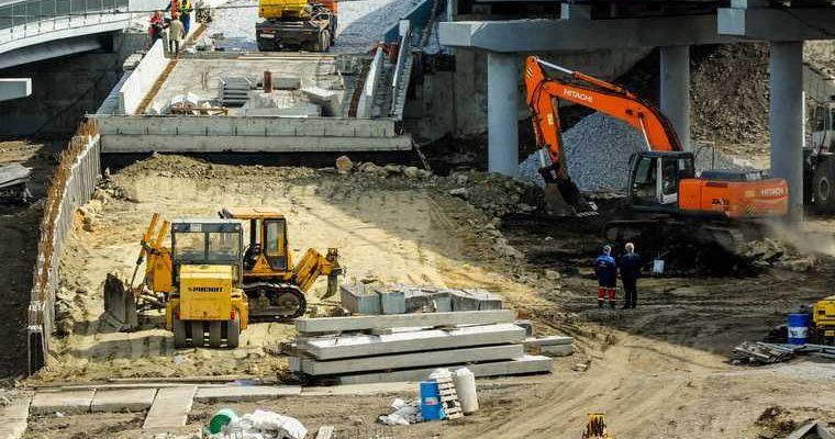 строительство дорог тюмень