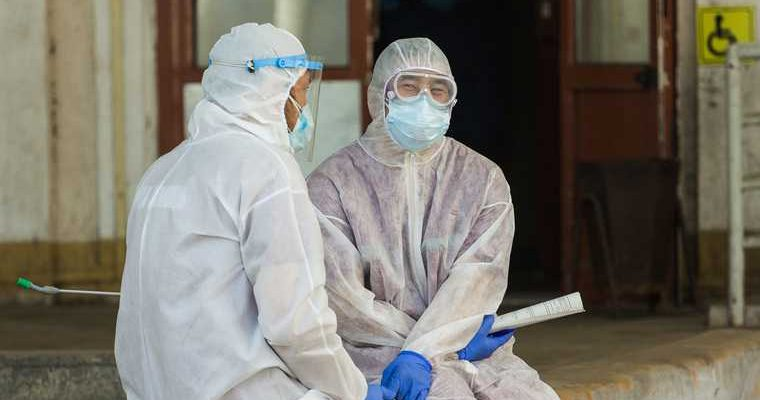 начало пандемии коронавируса ВОЗ первичные заболевшие COVID-19