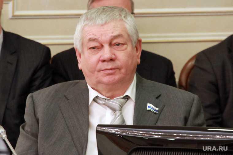 Депутаты Законодательного собрания Свердловской области. Екатеринбург