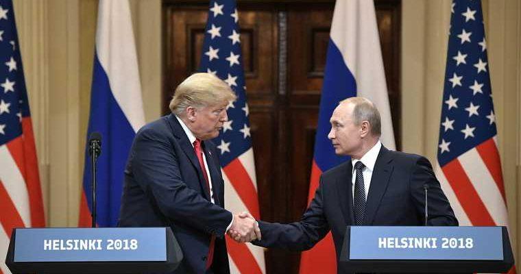 Пелоси Трамп подарок Путин