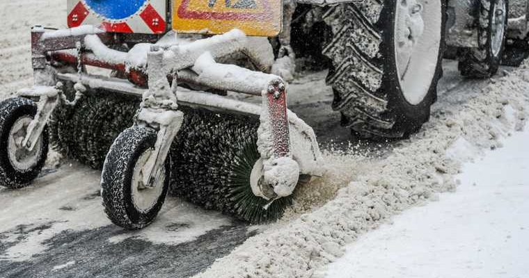уборка от снега Нижний Тагил Свердловская область подрядчик не справляется