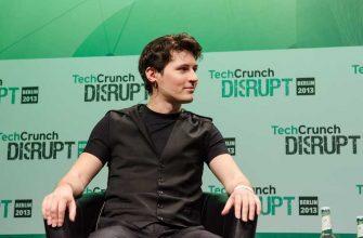 Павел Дуров популярность Telegram