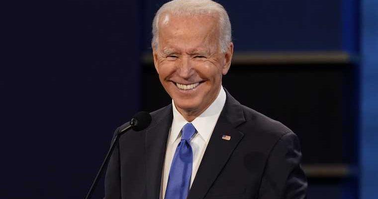 Джо байден сша президент инаугурация 46