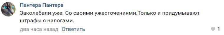 Соцсети разозлила идея ужесточить наказание за неуплату налогов. «Гайки закрутили как в СССР»