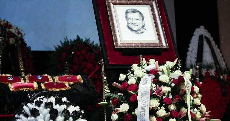 грачевский умер прощание похороны