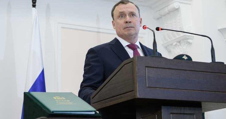 Мэр Екатеринбурга Орлов