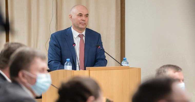 вице-мэр экономика и финансы заместитель председателя думы Кириленко